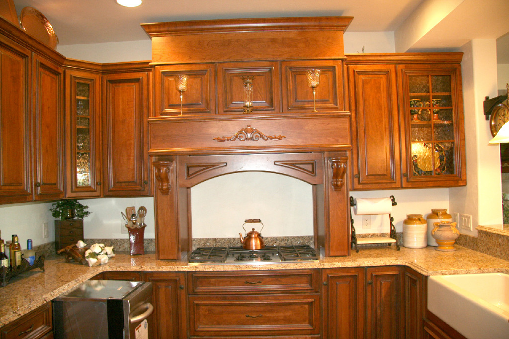 JED-Designed Cabinetry